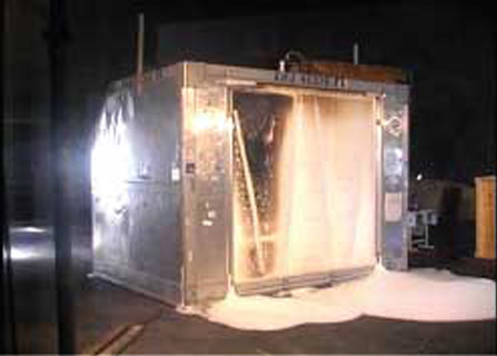 Custom Fabricated Fire Suppression Systems For Cargo