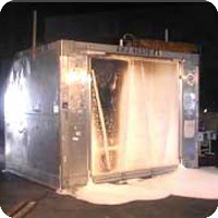 Custom Fabricated Fire Suppression Systems for Cargo-Container