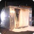 Custom Fabricated Fire Suppression Systems for Cargo Containers